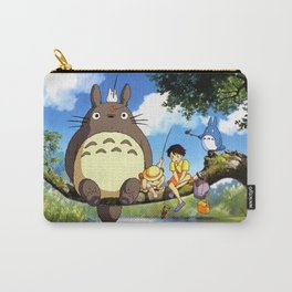 Ghibli Carry-All Pouch