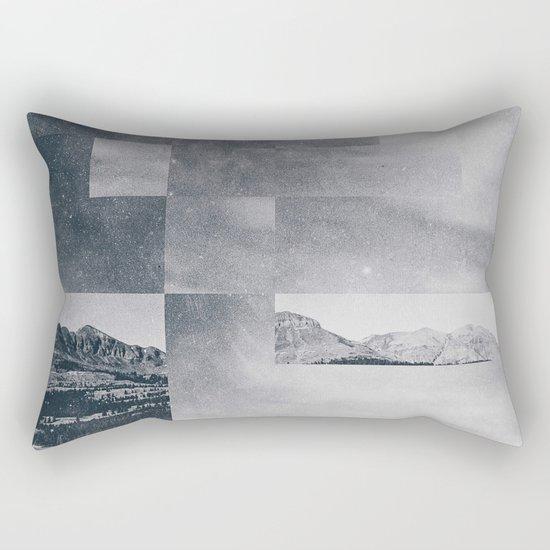 Fractions A37 Rectangular Pillow