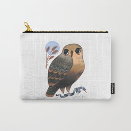 Hawk & Snake Carry-All Pouch