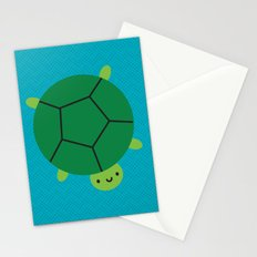 Happy Turtle Stationery Cards