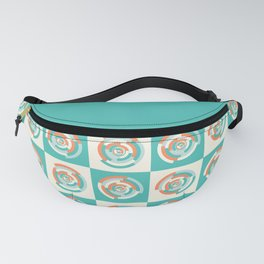 Circle in motion 2 Fanny Pack