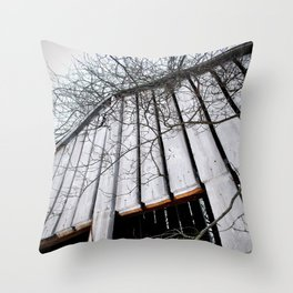 Up, up, up, up Throw Pillow