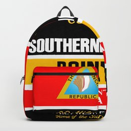 Southern Most Point, Key West, Florida/サザン・モスト・ポイント Backpack