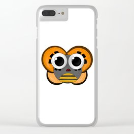 Butterbee Clear iPhone Case