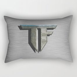 art metal Rectangular Pillow