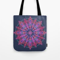 bohemian Tote Bags featuring Bohemian by micklyn