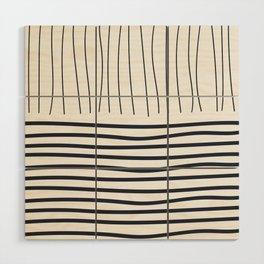Coit Pattern 75 Wood Wall Art