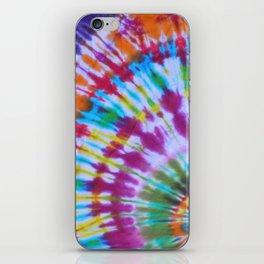 Tie dye 2 iPhone Skin