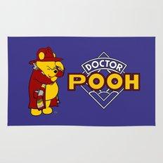 Doctor Pooh Rug