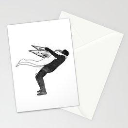 Unforgettable hug. Stationery Cards