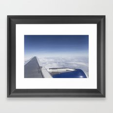 Freedom Of Flight Framed Art Print