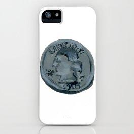 Quarter iPhone Case