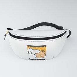 Snoopy & Charlie Brown Fanny Pack