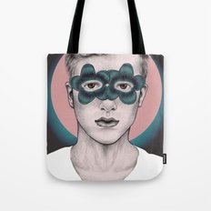 Sight Flower Tote Bag