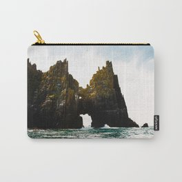 Exploring the Blasket Islands Ireland Carry-All Pouch