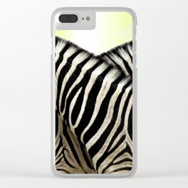 ISA VIBE Clear iPhone Case
