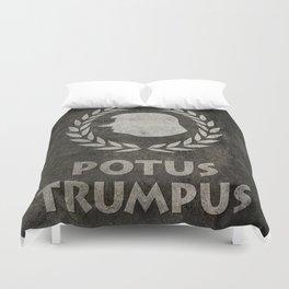 POTUS TRUMPUS Duvet Cover