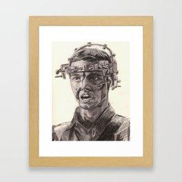 Samandriel Framed Art Print