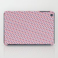 boats iPad Cases featuring Boats by KAYWAAL