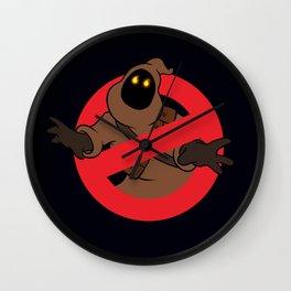DroidBusters Mashup Wall Clock