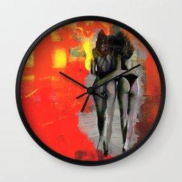 TOMMOROWLAND Wall Clock