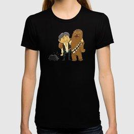 Han & Chewie BFFs T-shirt