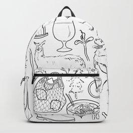 i love guelph Backpack