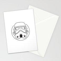 Darth Vader. Stationery Cards