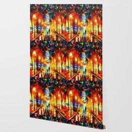 Tardis Art Watching Wallpaper