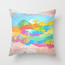 0loz5 Throw Pillow