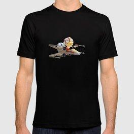 Microwfighta Xwing Fighta T-shirt