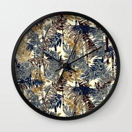 Ayawasca Wall Clock