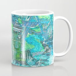 Abstract Fantasy 555 Coffee Mug