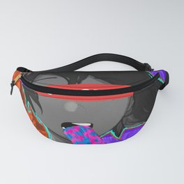 Supreme x Anime Girl Fanny Pack