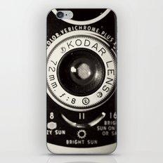 Classic iPhone & iPod Skin