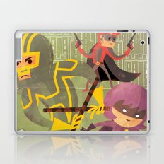 kick ass fan art 2 Laptop & iPad Skin