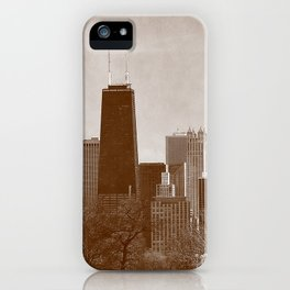 A glimps of the past iPhone Case