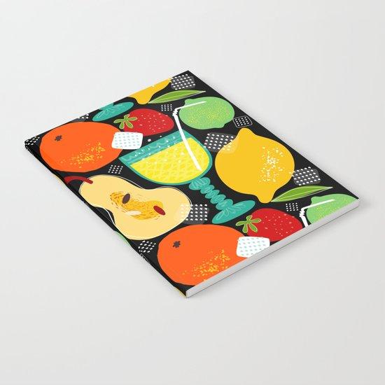 lemonade party Notebook