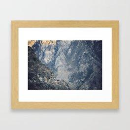 Asia 17 Framed Art Print