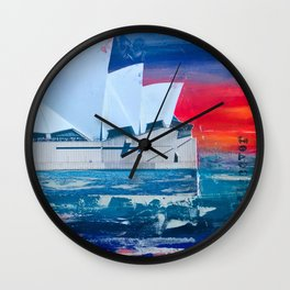 Anika's Opera Wall Clock