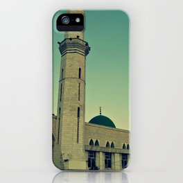 Ibadah (Worship) iPhone Case