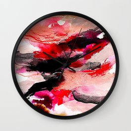 Day 63: Don't let aesthetics distract from true and invisible beauty. Wall Clock
