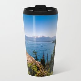 What Lies Beyond the Forest Travel Mug