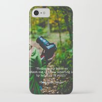 photographer iPhone & iPod Cases featuring Photographer by Jo Bekah Photography