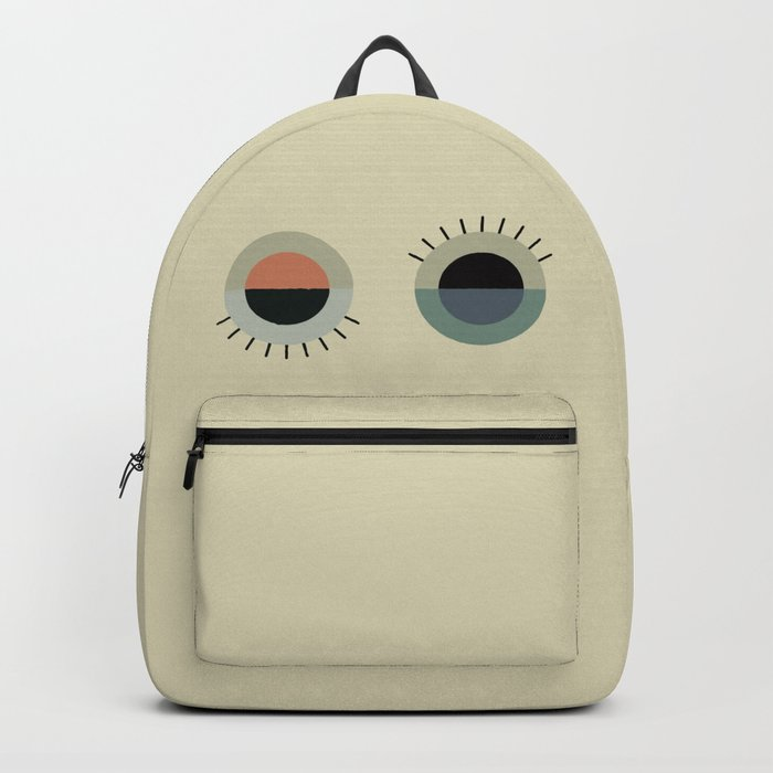 day eye night eye Backpack
