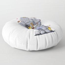 Fullmetal Alchemist Alphonse Chibi Floor Pillow