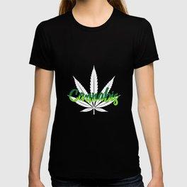 Cannabis | Marijuana Weed Pot Head Gifts T-shirt