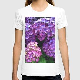 Hydrangea Lovers T-shirt