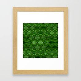 Op Art 79 Framed Art Print