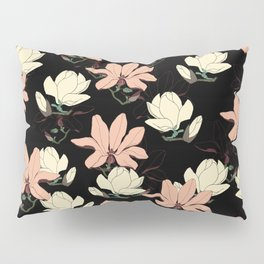 Spring is Here Magnolia Bloom Pillow Sham